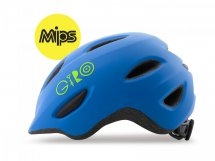 Giro SCAMP Mips mat blue/lime  XS