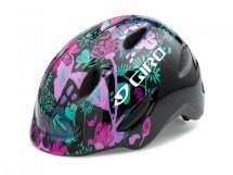 Giro SCAMP black floral S