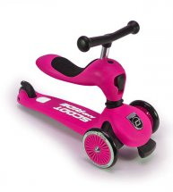 Scoot and Ride Highway Kick pink