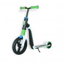 Scoot and Ride Highwayfreak (white/green/blue)