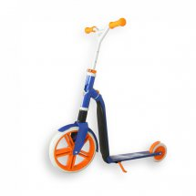 Scoot and Ride Highwaygangster (white/blue/orange)