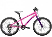 Trek Wahoo 20 20 wheel Flamingo Pink/Purple Lotus