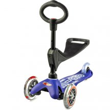 Mini Micro Scooter 3in1 DELUXE blau