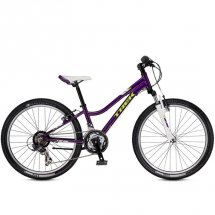 TREK Precaliber 24 21SP Girls Purple Lotus 2017 Girls