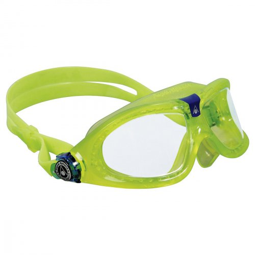 Aqua Sphere Seal Kid 2 limette-blau / transparent