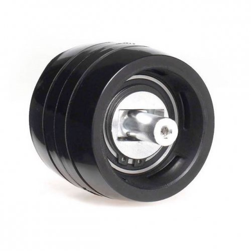 Micro Scooter 80mm Rolle Fat Monster Bullet Hinterrad