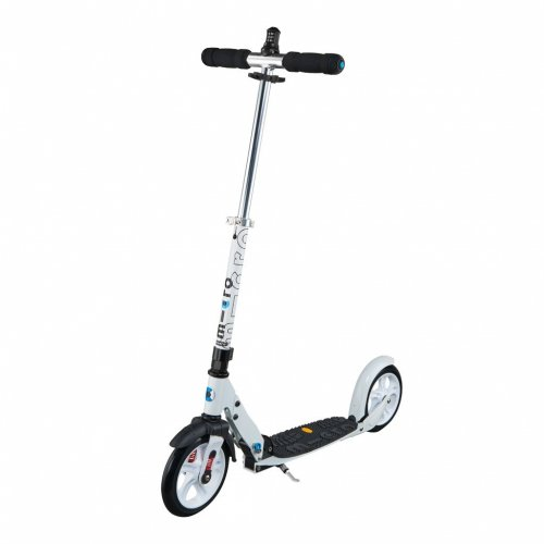 Micro Scooter White 200mm deluxe