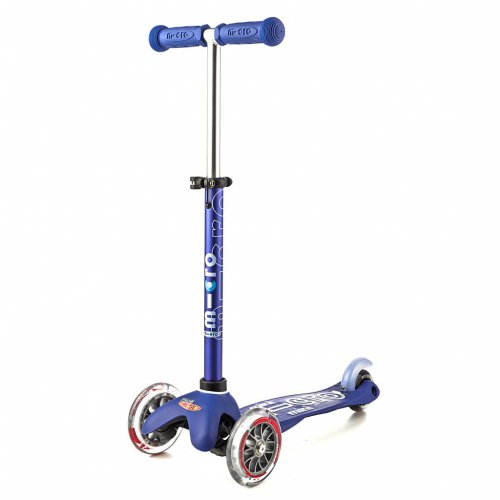 Mini Micro Scooter DELUXE blau