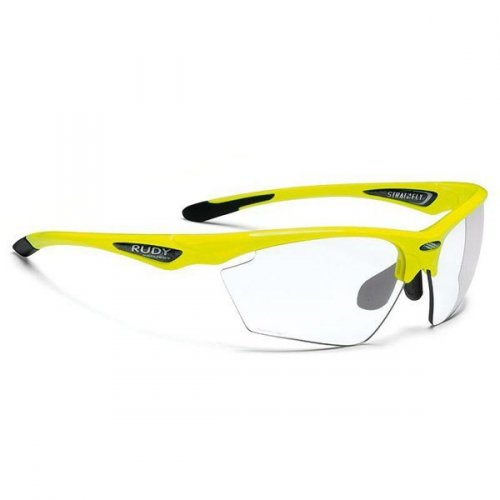 Rudy Project Stratofly Yellow Fluo ImpactX Photochromatic