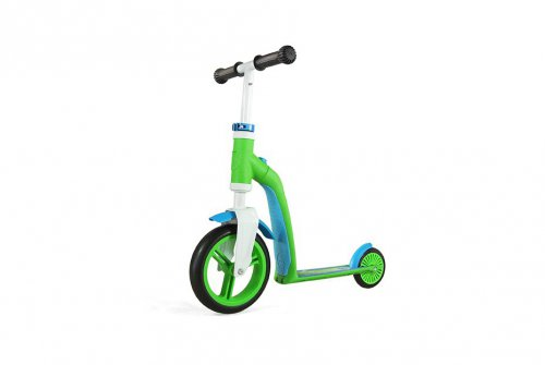 Scoot and Ride Highwaybaby (green/blue)