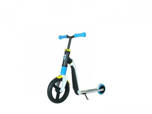 Scoot and Ride Highwayfreak (white/blue/yellow)
