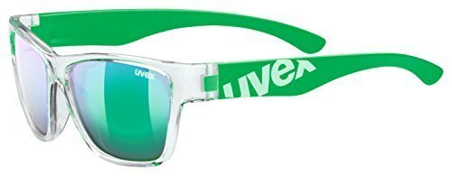 UVEX sportstyle 508 clear green /mirror green