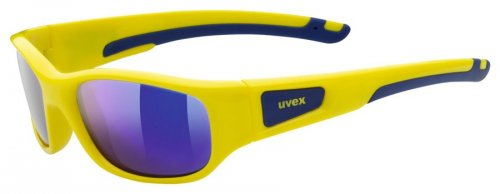 uvex sportstyle 506 yellow/mirror blue (S3)